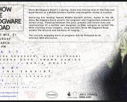 Show Me Edgware Road eFlyer 1
